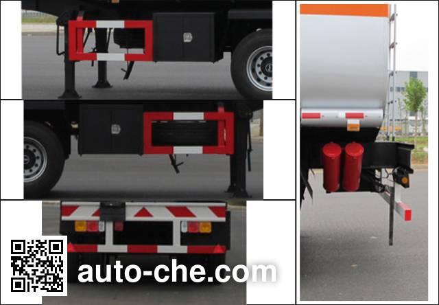 Jiulong ALA9404GYY oil tank trailer