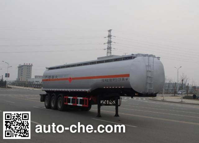 Jiulong ALA9406GRY flammable liquid tank trailer