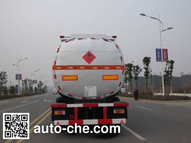 Jiulong ALA9406GRY flammable liquid tank trailer
