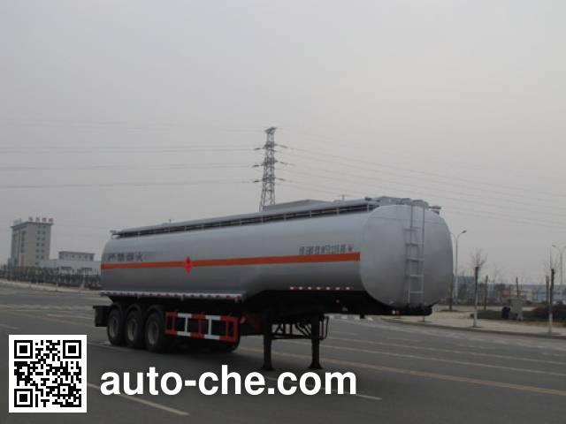 Jiulong ALA9408GRY flammable liquid tank trailer