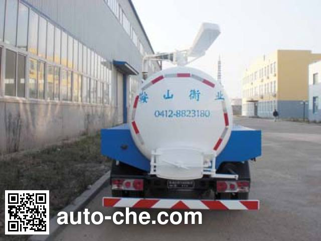 Jingxiang AS5074GXW-4E sewage suction truck