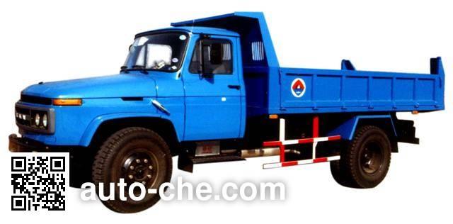 Jingxiang AS5092ZLJ dump garbage truck