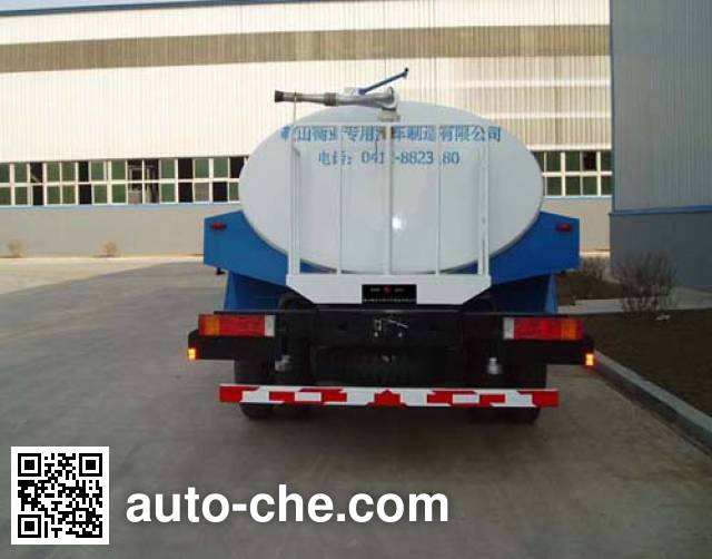 Jingxiang AS5122GSS sprinkler machine (water tank truck)