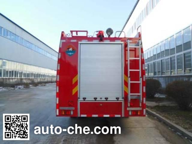 Jingxiang AS5155GXFSG50W fire tank truck