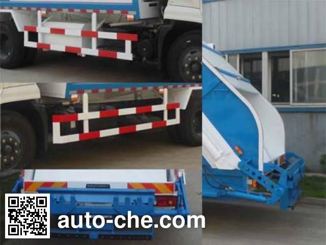 Jingxiang AS5162ZYS-5 garbage compactor truck