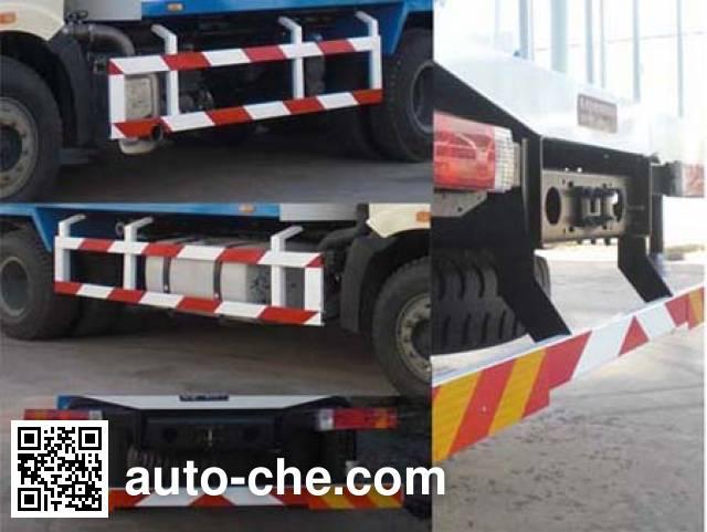 Jingxiang AS5251GSS-4 sprinkler machine (water tank truck)