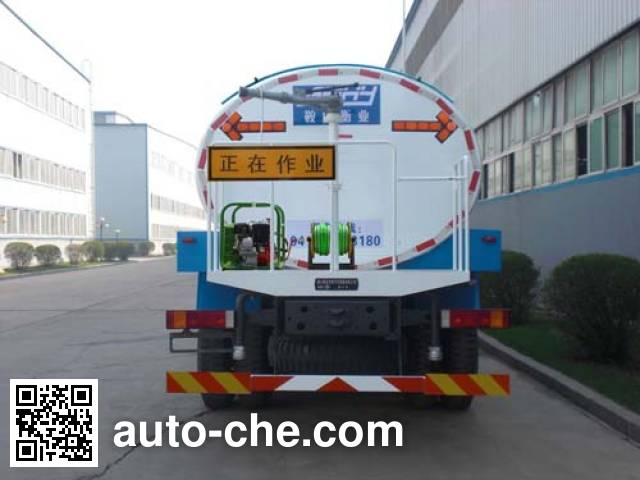 Jingxiang AS5253GSS-4 sprinkler machine (water tank truck)
