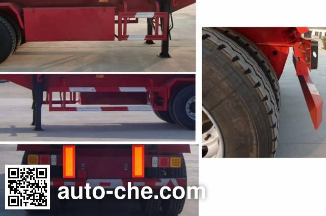Shengde ATQ9401ZEX dump trailer