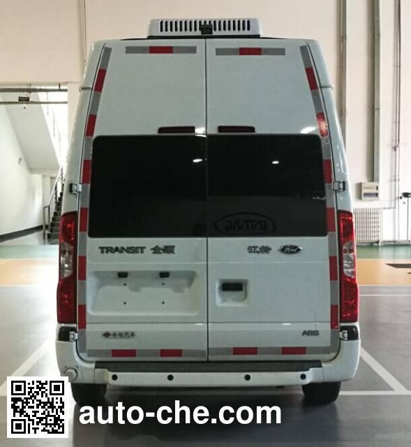 Anxu AX5040XJCQS5 inspection vehicle