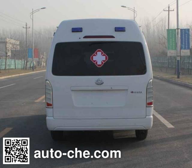 安旭牌AX5042XJH救护车