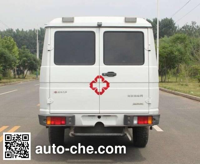 安旭牌AX5043XJH救护车