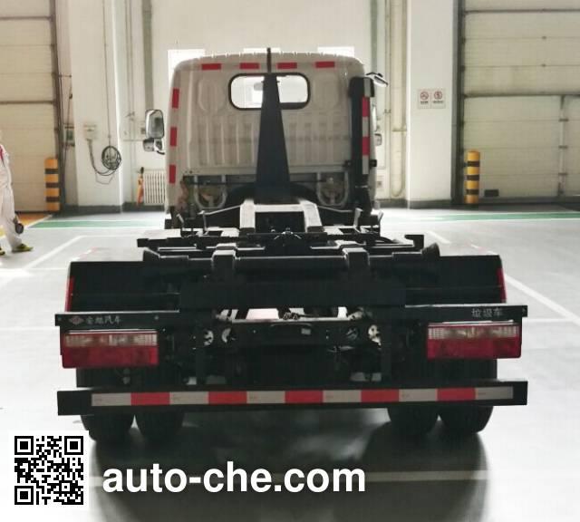 安旭牌AX5070ZXXE5车厢可卸式垃圾车