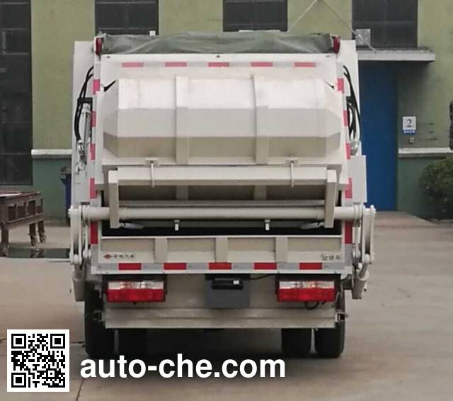 Anxu AX5070ZYSE5 garbage compactor truck