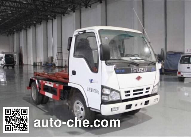 安旭牌AX5072ZXX车厢可卸式垃圾车