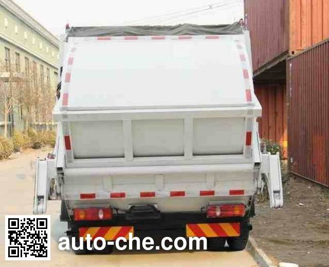 Anxu AX5160ZYS garbage compactor truck