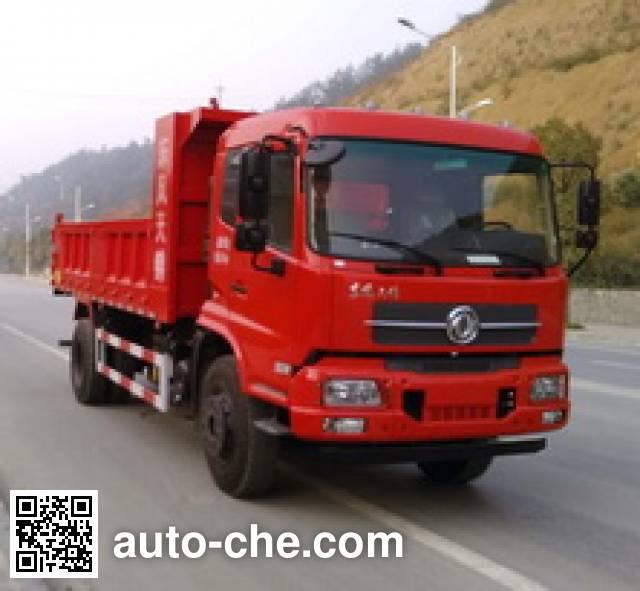 Shuangji AY3120B4 dump truck