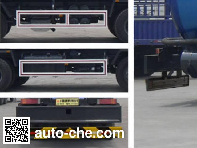 Shuangji AY5311GFLAX4A1 bulk powder tank truck