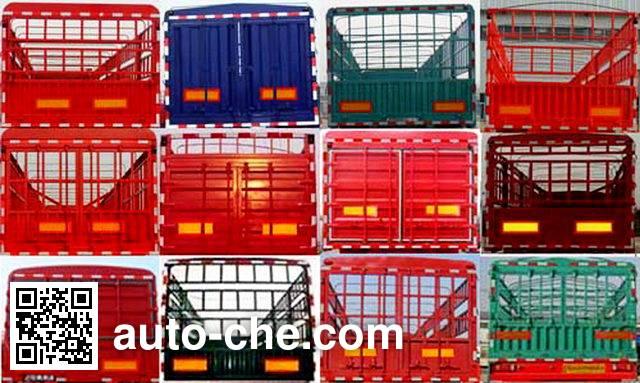 Liangshan Yuantian AYC9400CCYE stake trailer
