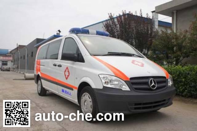 Beiling BBL5031XJH ambulance