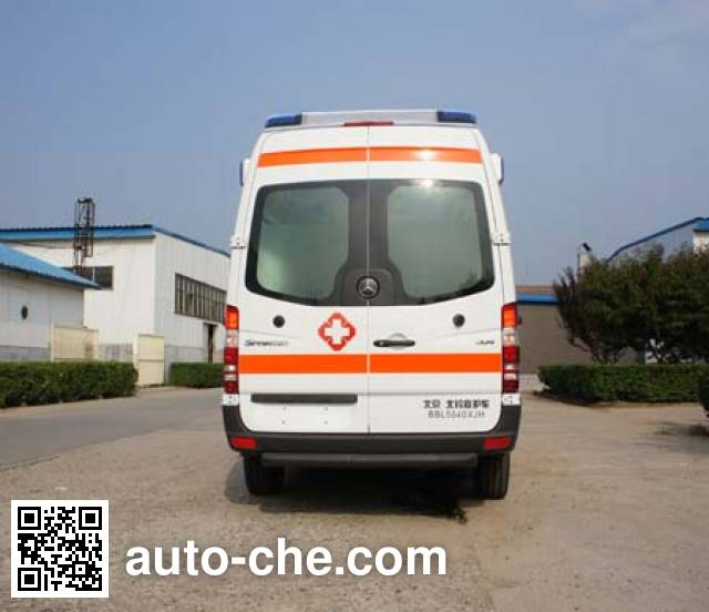 Beiling BBL5040XJH ambulance
