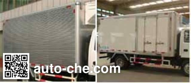 北铃牌BBL5041XLC冷藏车