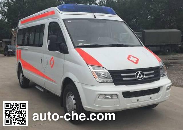 Beiling BBL5044XJH автомобиль скорой медицинской помощи