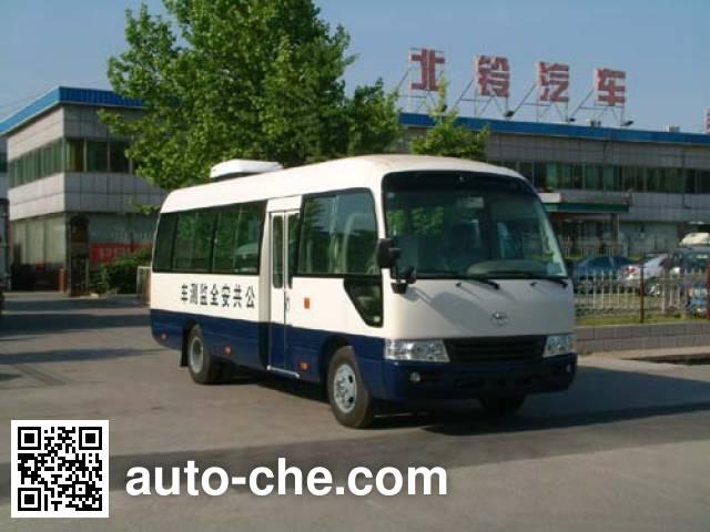 Basida BBL5051XJE public safety monitoring vehicle
