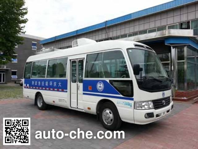 Beiling BBL5053XJE monitoring vehicle