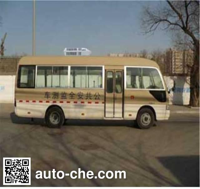 Basida BBL5054XJE1 public safety monitoring vehicle