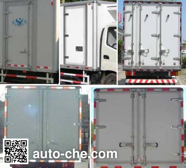 北铃牌BBL5160XLC冷藏车