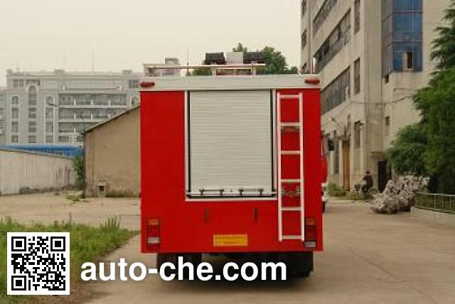 Longhua BBS5050TXFJY22 fire rescue vehicle