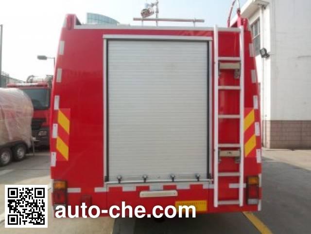 Longhua BBS5150GXFPM50M foam fire engine