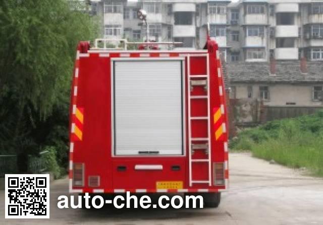 Longhua BBS5160GXFSG60W fire tank truck
