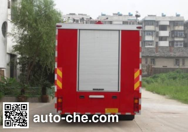 Longhua BBS5190GXFPM80S foam fire engine