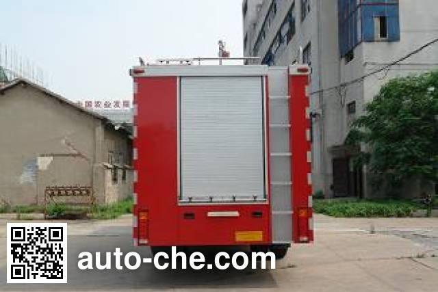 Longhua BBS5190GXFPM80SS foam fire engine