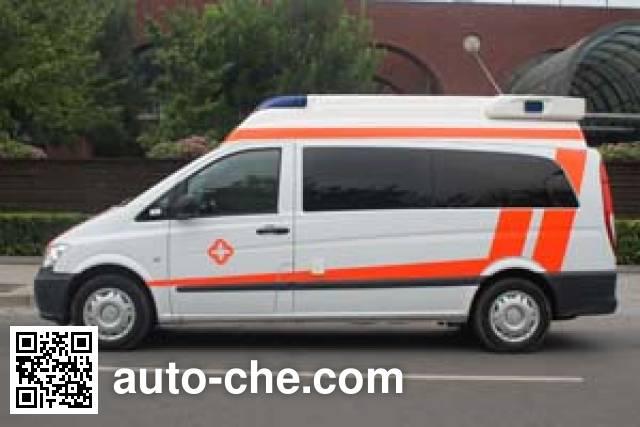 Chengzhi BCF5031XJH ambulance