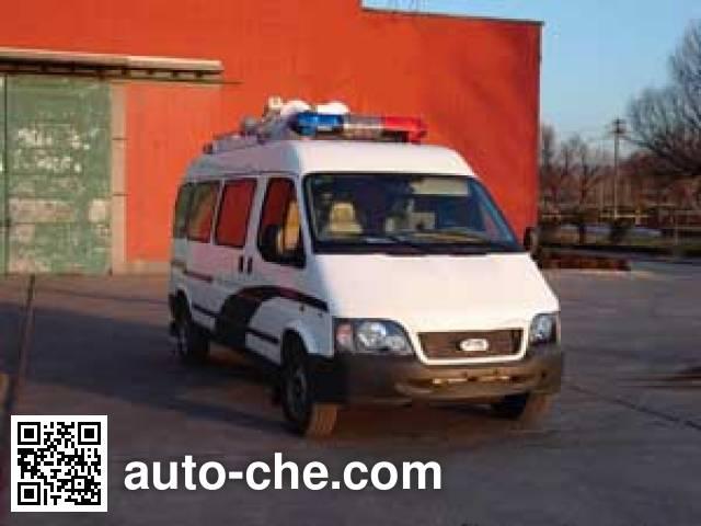 Chengzhi BCF5031XZH communications command vehicle