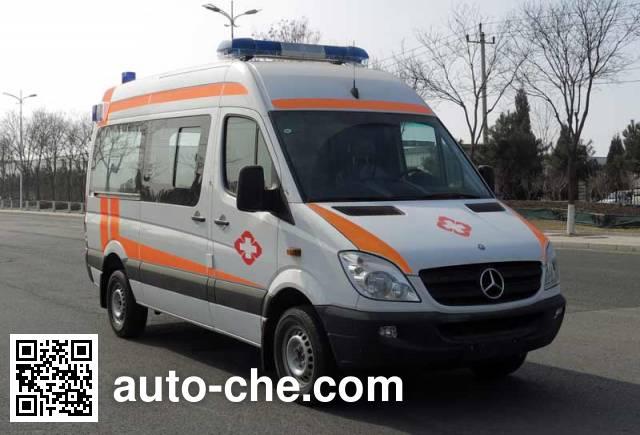 Chengzhi BCF5040XJH ambulance