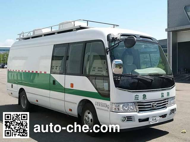 Chengzhi BCF5050XJE monitoring vehicle