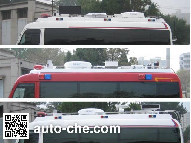 Chengzhi BCF5055XZH command vehicle