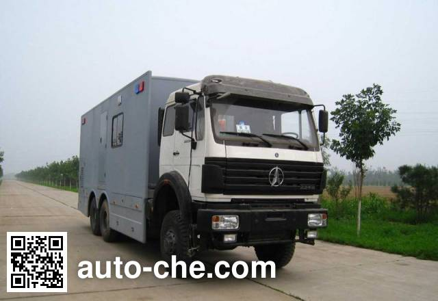 Chengzhi BCF5201XZH command vehicle