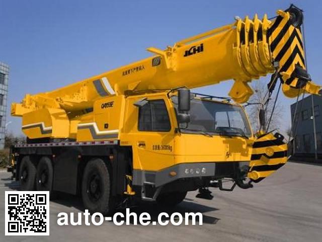JCHI BQ BCW5363JQZQAY55E all terrain mobile crane
