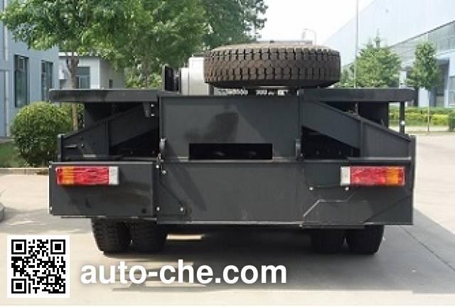 JCHI BQ BCW5430JQZ truck crane chassis
