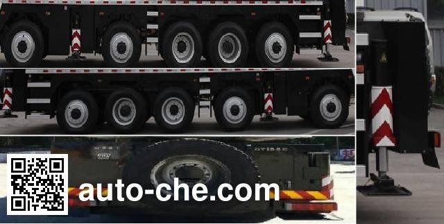 JCHI BQ BCW5540JQZ100E truck crane