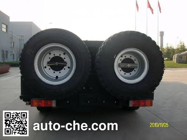JCHI BQ BCW5551JQZ truck crane chassis