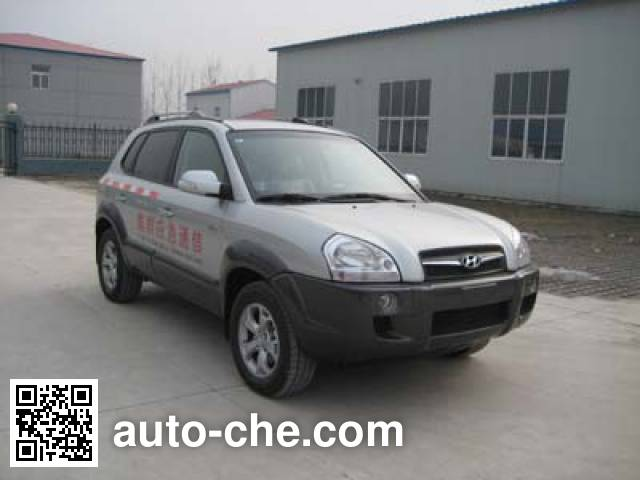 Xinqiao BDK5020XTX emergency communication vehicle