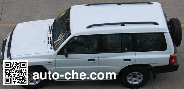 Tiantan (Haiqiao) BF5023XZHG5 command vehicle
