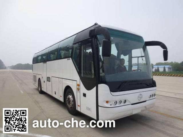 Beifang BFC6105L2D5 luxury tourist coach bus