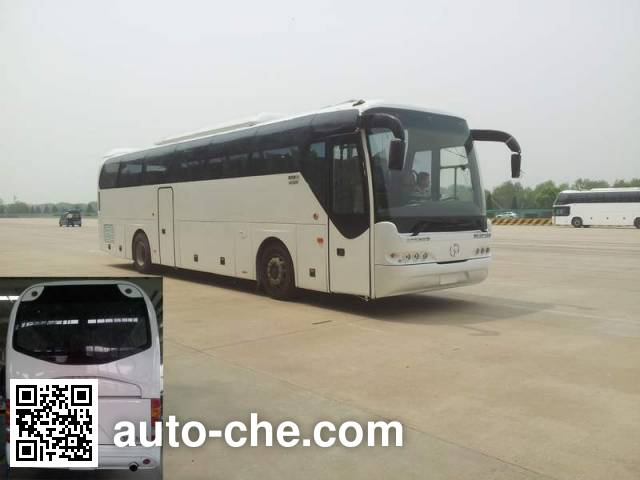 Beifang BFC6120L2D5 luxury tourist coach bus