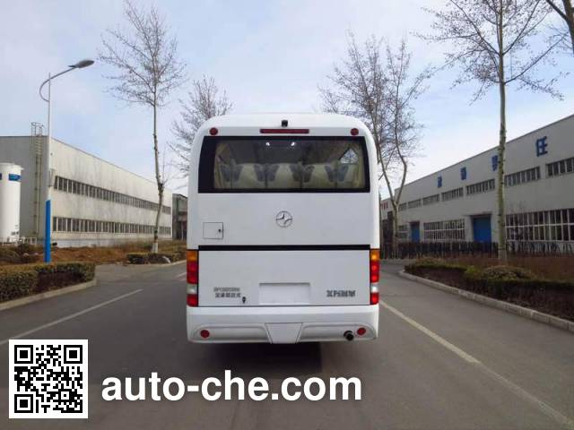 Beifang BFC6120L1D5 luxury tourist coach bus